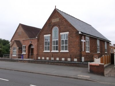 Coppenhall Methodist Church after renovation